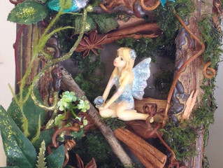 Winter Craft Classes, Fairies and Flowers!
