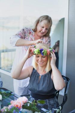 Headpiece Party, Flower Crown 11