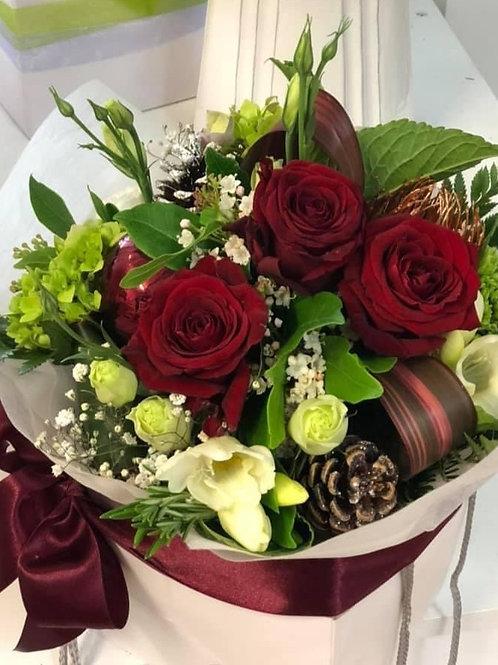 Valentines Bloom Bag