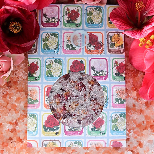 Anoint Rose Bath Salts Packet
