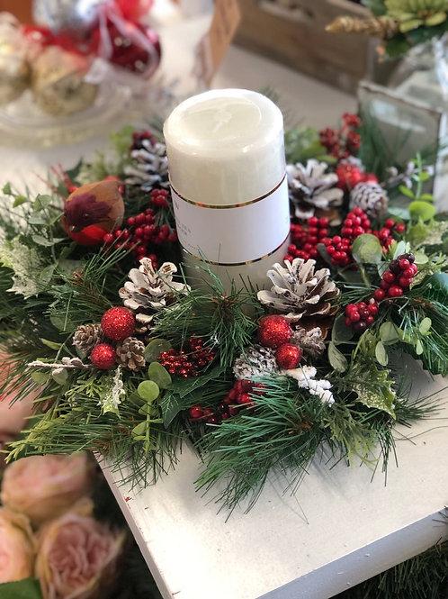 Christmas Posy Bouquet