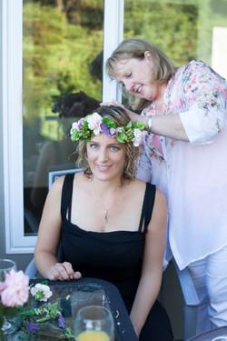 Headpiece Party, Flower Crown 8