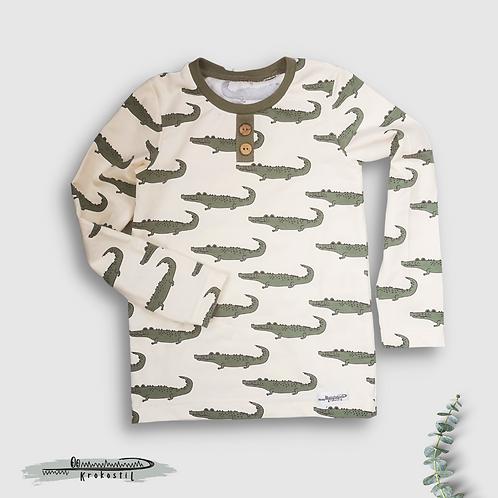 "Shirt MAKLIK ""Krokostil"" | 110/116"