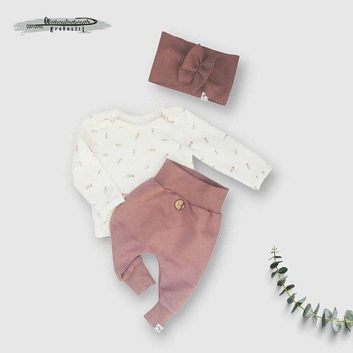 "Babyset ""'MINI FLEUR"" | 56/62"