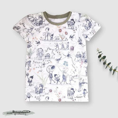 "Shirt MAKLIK ""Frühling""   92/98"