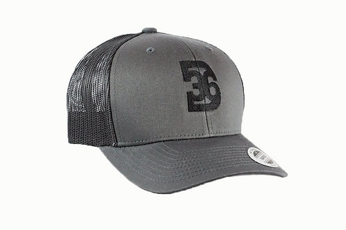 Curved Brimmed D36 Hat
