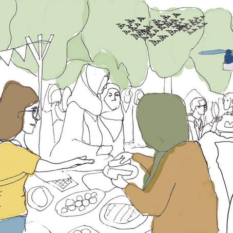 Vier alternatieve beelden van Gent in 2040