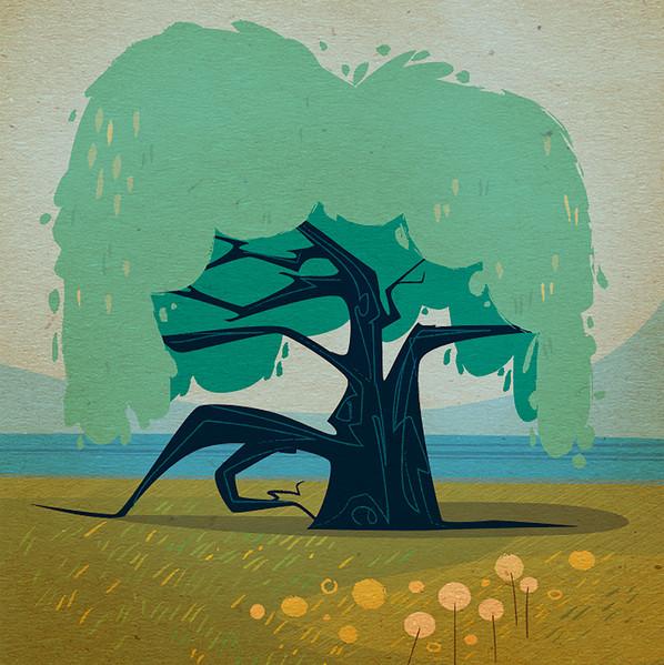 Forrest & Jenny's Tree
