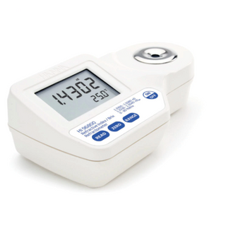 Hanna Instruments Digital Refractometer for Refractive Index and Brix