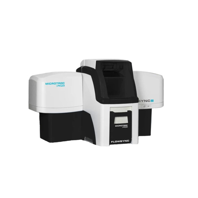 Microtrac Particle Shape and Size Analyzer