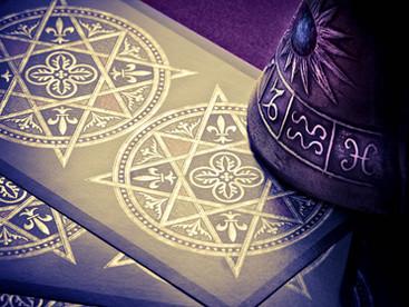 The Three Components of Fantasy Magic