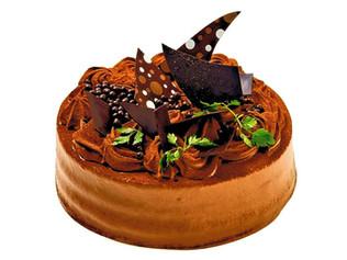 チョコ好きのためのチョコ生クリームデコレーション