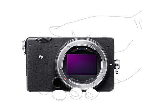 Sigma fp Camera Unboxing Video.