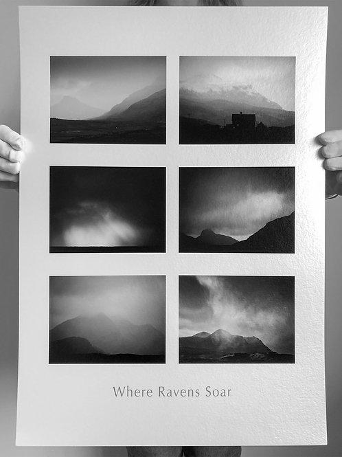 Where Ravens Soar - Promo Poster