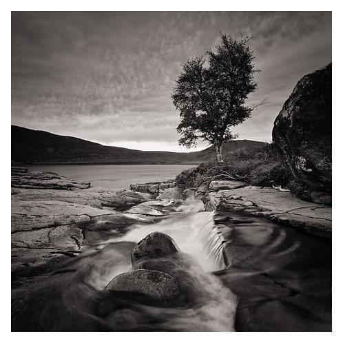 Ardessie Falls, North West Highlands, 2017