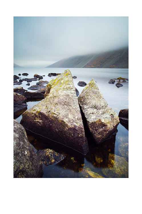 'Icon', Wastwater, Lake District, 2015 (A2)