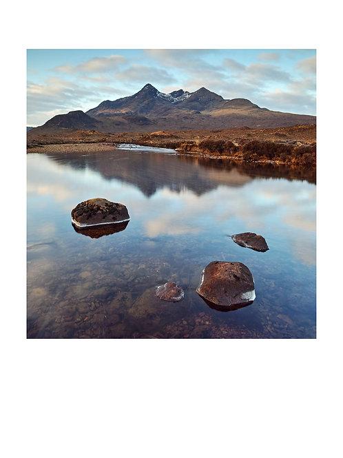 Sligachan, Isle of Skye - A3