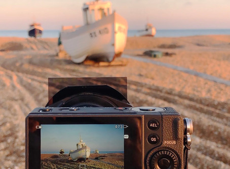 Dungeness with the SIGMA fp