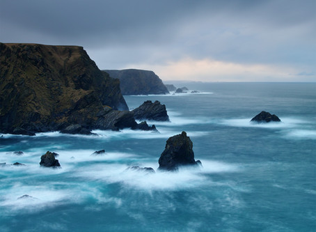 Unst, Shetland ~ the UK's most northerly Isle.