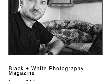 Black + White Photography Magazine - Issue 244