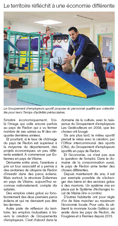 Article Ouest-France_7-07-16