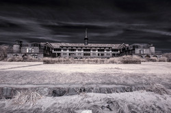 Seaside in Infrared
