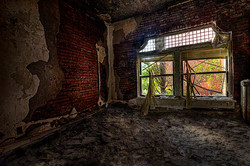 Window in the Darkness