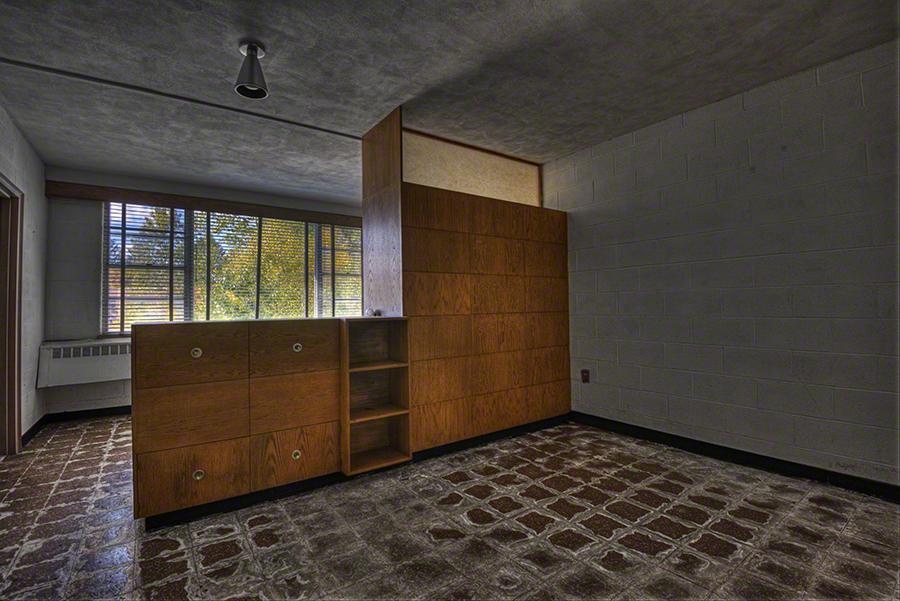 Danish Modern Dormitory