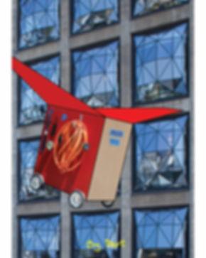 Quarter Square Cube Poster (2018_inkjet