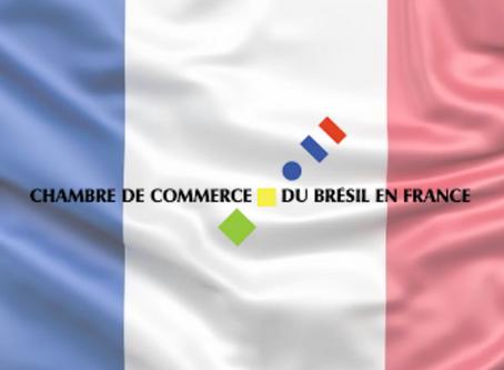 Pontes Vieira Advogados associa-se à Câmara de Comércio do Brasil na França