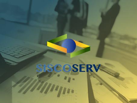 Governo anuncia fim do Siscoserv