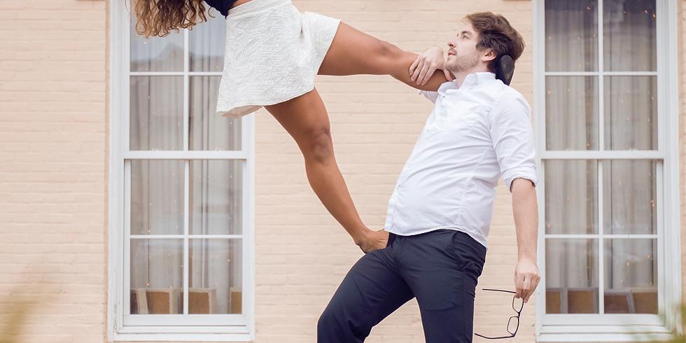 Dancetination Őszi kurzus - Partner akrobatika