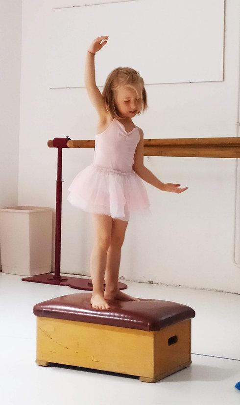 Dancetination Táncműhely Balerina tánc t