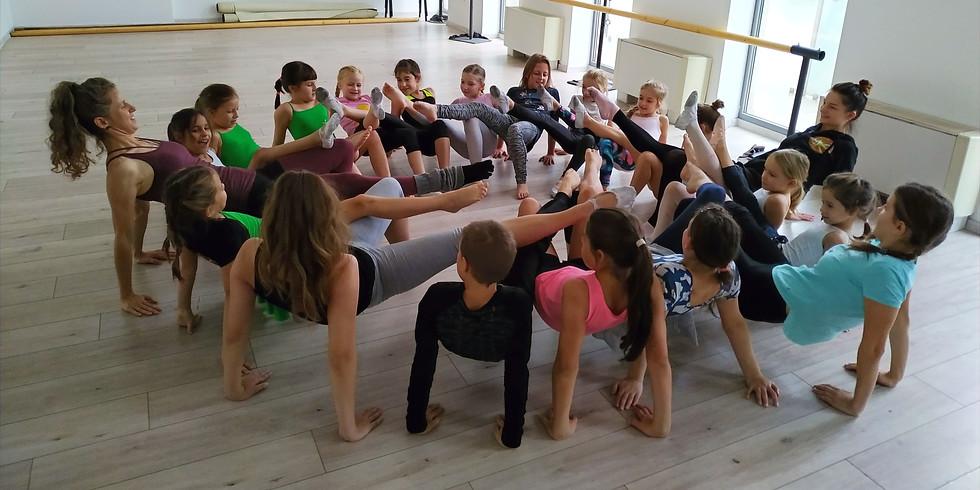 Dancetination Tavaszi kurzus
