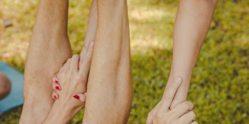 Dancetination Tavaszi kurzus - Acro yoga (Felnőtt)