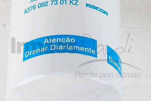 Filtro de Combustível  A3760927301