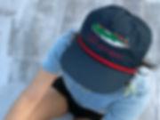 vintage hat, golf hat, 90s hat