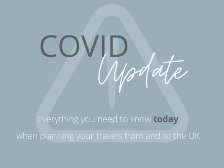 TOP 5 TRAVEL TIPS DURING COVID-19