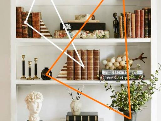 輕易打造平衡視覺,完美deco你的空間!