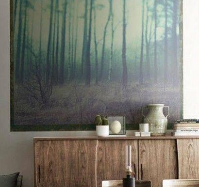 如何挑選居家牆面的照片呢?