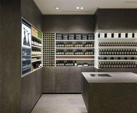 商業空間:空間傳遞出品牌的感覺