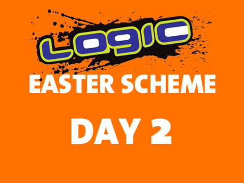 Easter Scheme Day 2 - Tayto Park