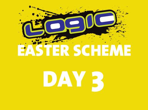 Easter Scheme Day 3 - Pig Island Survival
