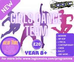 Girls Dance team new advert