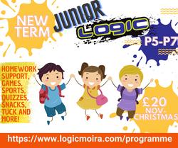 Junior logic P7 nov-christmas 2021
