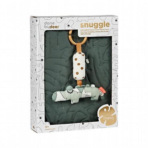 מתנה ליולדת-שמיכה וצעצוע
