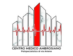 Logo centro medico ambrosiano bis marmo.