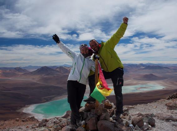 Volcan Licancabur, 5960m, Bolivie