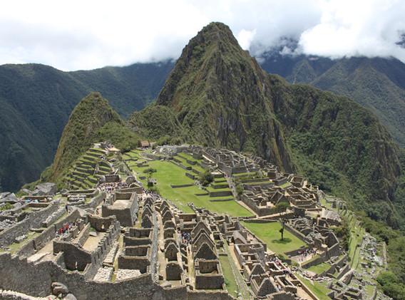 Macchu Picchu, Pèrou