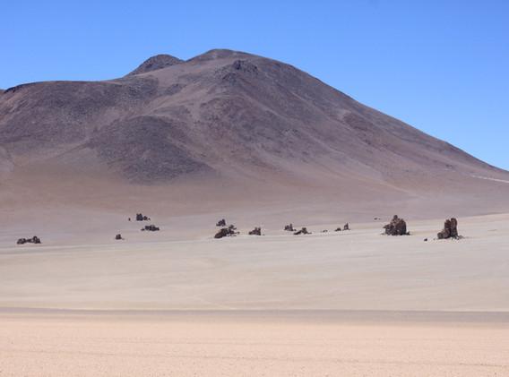 Désert de Dali, 5100m, Bolivie